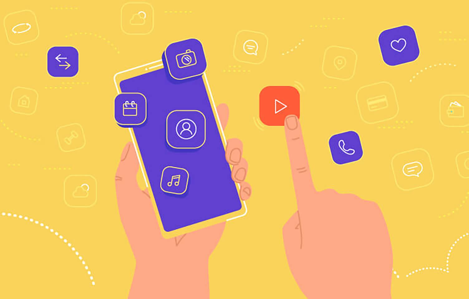 新しい生活様式とアプリ