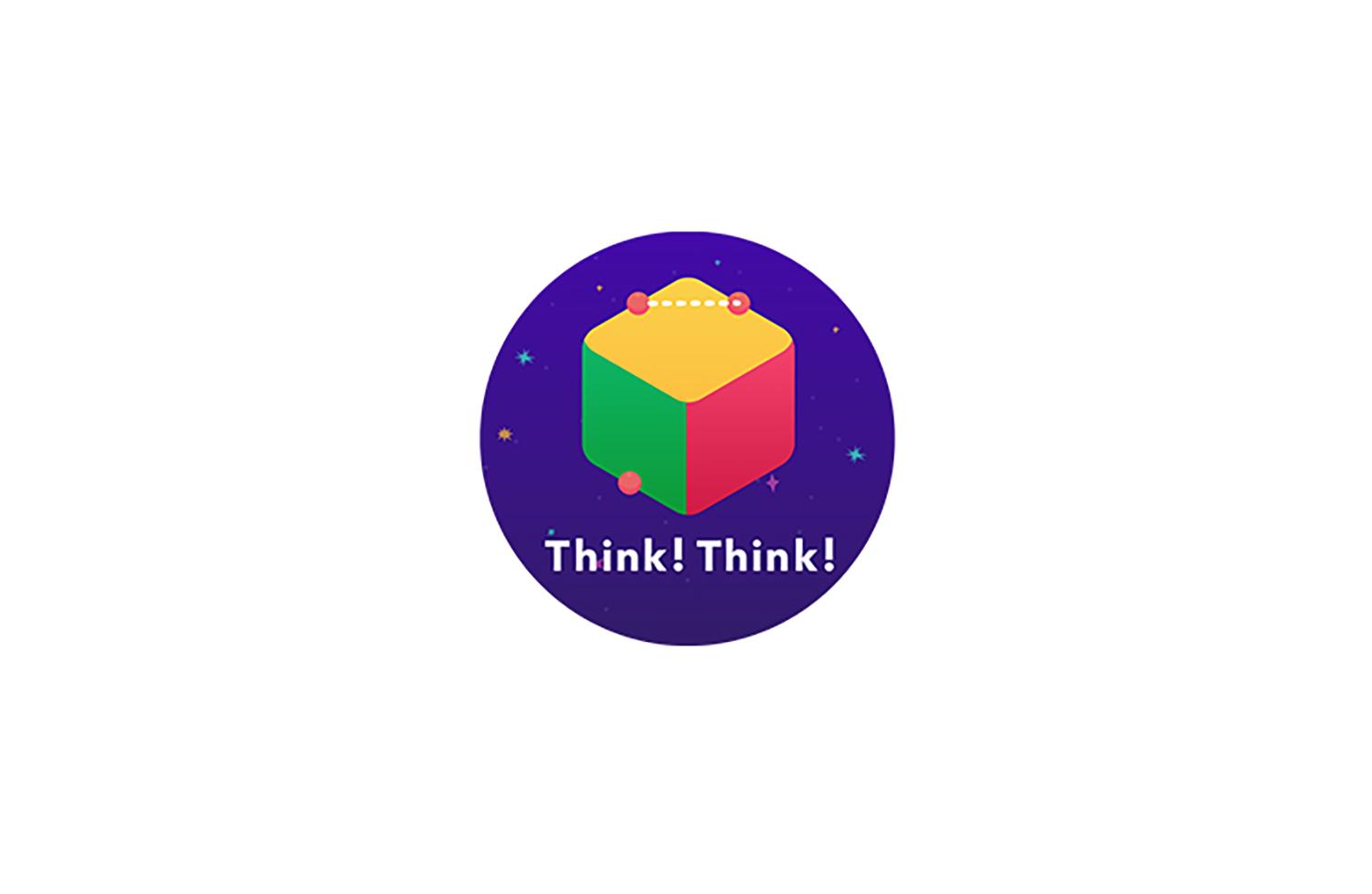 人気アプリNo.3 Think Think