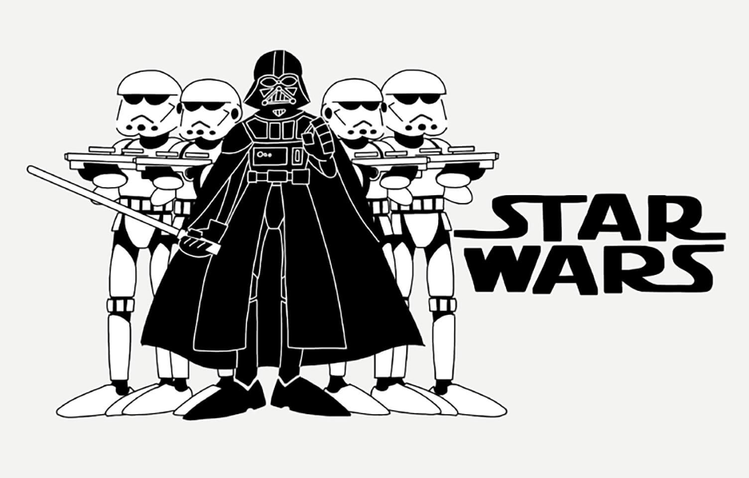 STAR WARSとブランディング