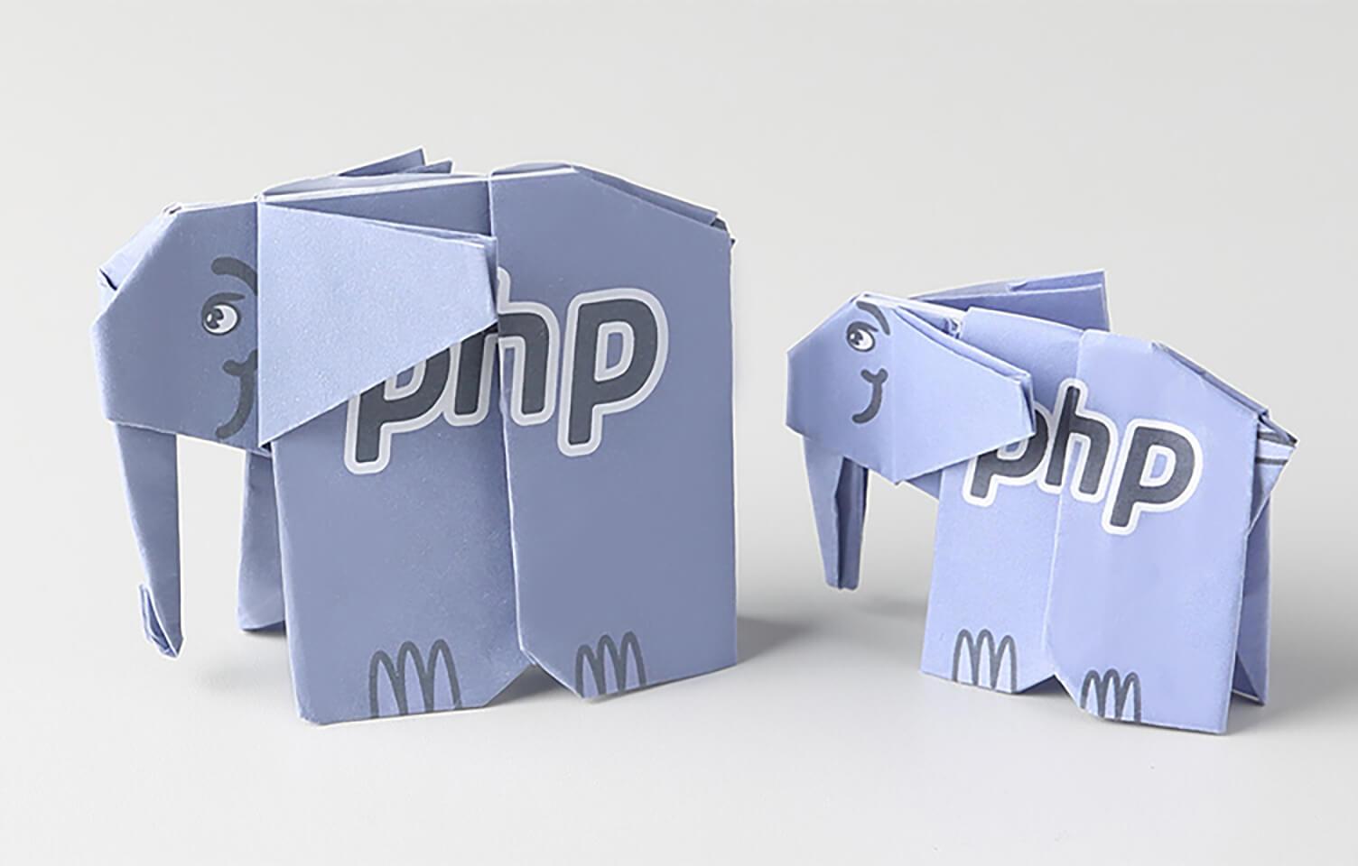 マスコットキャラクター「elePHPant」
